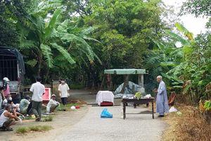 Thừa Thiên Huế: Phát hiện thi thể người đàn ông nổi trên sông Phổ Lợi Hà.