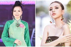 Em gái xinh đẹp của Vũ Hoàng Điệp lọt Top 3 Người đẹp Du lịch - Hoa hậu Việt Nam