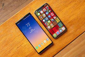 'Đọ' hiệu năng Samsung Galaxy Note9 và iPhone X: Người tám lạng, kẻ nửa cân