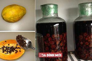 Ăn xong đừng vứt 5 loại hạt này, chúng là 'thần dược' trị bệnh ít người biết đến