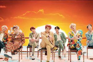 MV 'IDOL' của BTS thiết lập kỉ lục 'khủng': 56 triệu view trong 24 giờ đầu tiên