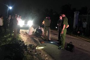Bình Thuận: Xe máy lao vào nhau trên đường làng, 2 thanh niên chết thảm
