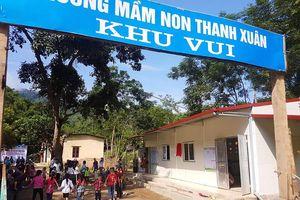 Khánh thành công trình trường học 'Vì trẻ em vùng cao' tại bản Vui (Quan Hóa)