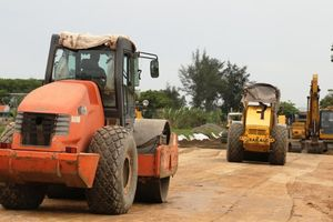 Tập trung giải phóng mặt bằng dự án đường giao thông nối TP Sầm Sơn với Khu Kinh tế Nghi Sơn
