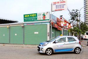 Tháo dỡ toàn bộ ki-ốt doanh nghiệp lắp đặt trên đất quốc phòng ở Nha Trang