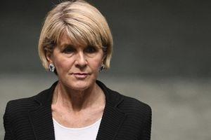 Ngoại trưởng Australia Julie Bishop nối gót Thủ tướng Turnbull từ chức
