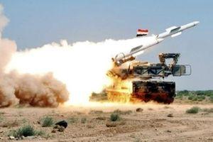 Phòng không Syria có gì để ngăn chặn các đòn không kích ồ ạt?