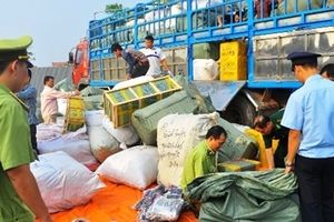 Tập trung xử lý triệt để các vụ nhập lậu phế liệu trên tuyến biên giới
