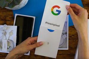 Thêm hình ảnh mới về chiếc điện thoại 'bí ẩn' Google Pixel 3 XL