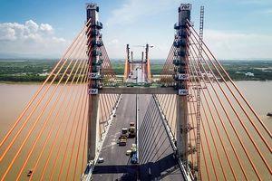 Cầu Bạch Đằng và những kỷ lục, công nghệ mới