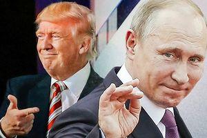 Mỹ trừng phạt Nga dù Trump muốn có quan hệ tốt với Putin