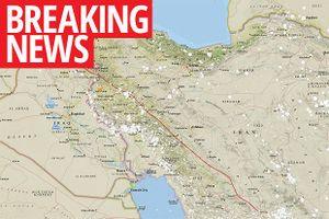 Động đất mạnh 6,1 độ rung chuyển Iran