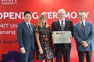 RMIT Việt Nam thành lập Trung tâm Ngoại ngữ tại Đà Nẵng