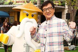 Jackie Chan vào top 5 nam diễn viên có thu nhập cao nhất thế giới