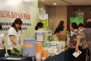 Người tiêu dùng Thủ đô thêm lựa chọn nguồn nông sản an toàn
