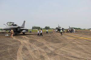 Tướng Pháp: 'Tập trận chung giữa Việt Nam và Pháp hoàn toàn khả thi'