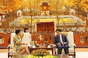 Duy trì hợp tác, giao lưu văn hóa giữa Hà Nội với Italia