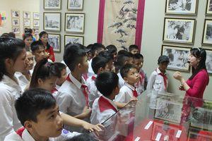 Nâng cao chất lượng trưng bày tại bảo tàng