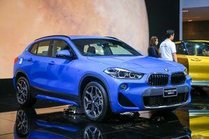 Xe nhập Lexus, BMW về nước - phá thế độc tôn của Mercedes-Benz