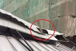 Đà Nẵng vào cuộc vụ thi công khách sạn 27 tầng gây mất an toàn