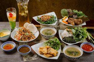Nhà hàng Sài Gòn xưa đầy cảm xúc trong tòa nhà cao nhất VN