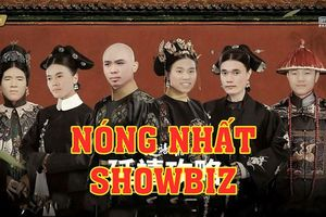 Nóng nhất showbiz: Bộ ảnh U23 Việt Nam phiên bản Diên Hi Công Lược trước trận tứ kết với Syria