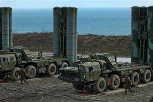 Đằng sau sự bực bội của Mỹ về S-400 Nga