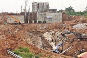 Phấn đấu hoàn thành Nhà máy nước mặt sông Đuống đúng tiến độ
