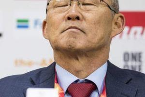 Trước ngày đấu Syria, HLV Park Hang-seo có hành động nghiêm khắc
