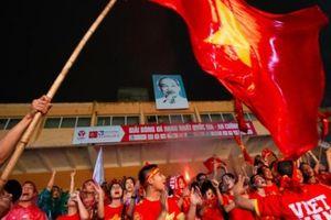 U23 Việt Nam sút tung lưới U23 Syria, CĐV vỡ òa sung sướng