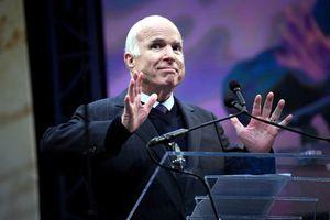 Vĩnh biệt ông John McCain