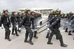 Hà Nội 'tung' 500 cảnh sát chống đua xe sau trận Việt Nam – Syria
