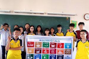 Đưa các mục tiêu phát triển bền vững của Liên Hiệp Quốc vào giảng dạy