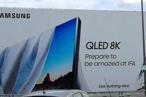 Giới công nghệ xôn xao trước đồn đoán về TV 8K của Samsung tại IFA 2018