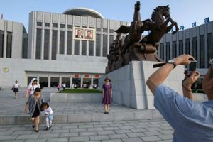 Triều Tiên thả một du khách Nhật trên tinh thần 'nhân đạo'