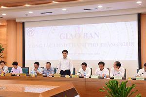 Hà Nội: Thu hút gần 100 triệu USD vốn FDI trong tháng 8