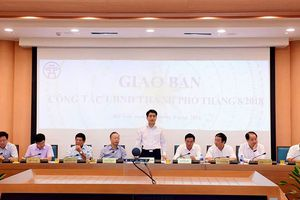 Hà Nội: Bảo đảm an ninh trật tự dịp Quốc khánh 2/9