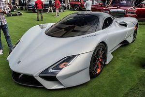 Siêu xe 'khủng' với công suất 1.750 mã lực, tốc độ có thể đạt 483 km/h