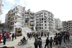 Phe nổi dậy cao tay đánh đòn phủ đầu, quân Assad không kịp trở tay?