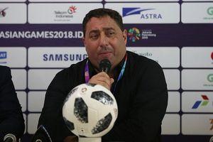 HLV Syria: 'Chúng tôi đã đánh giá thấp U23 Việt Nam'