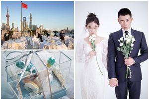 Lễ cưới xa hoa hơn cổ tích của 'gái hư' Trương Hinh Dư với lính đặc chủng chống khủng bố