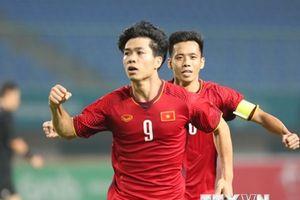 Lịch thi đấu bóng đá: Olympic Việt Nam trước ngưỡng cửa lịch sử