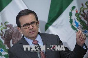Mỹ, Mexico đạt thỏa thuận sơ bộ về NAFTA