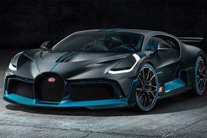 Bugatti ra mắt siêu xe Bugatti Divo giá 5,8 triệu USD