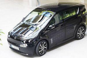Ô tô điện SION chạy năng lượng mặt trời của người Đức