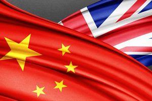 Vương quốc Anh và Trung Quốc sẽ bàn về FTA 'cấp độ cao' hậu Brexit
