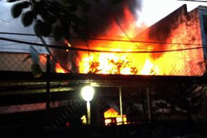 5 anh chị em ruột tử vong trong một vụ cháy nhà