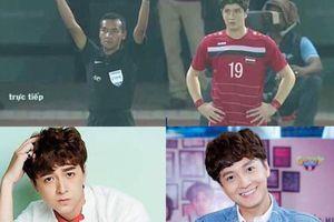 Phát hiện hai cầu thủ Syria có ngoại hình như anh em sinh đôi với Soobin Hoàng Sơn và Ngô Kiến Huy