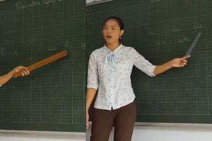 Cô giáo dạy đánh vần lạ, phụ huynh hoang mang: Bộ GD& ĐT sẽ xác minh