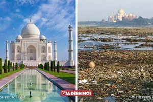 12 địa điểm nổi tiếng trên thế giới tiếc là không giống chúng ta mong đợi